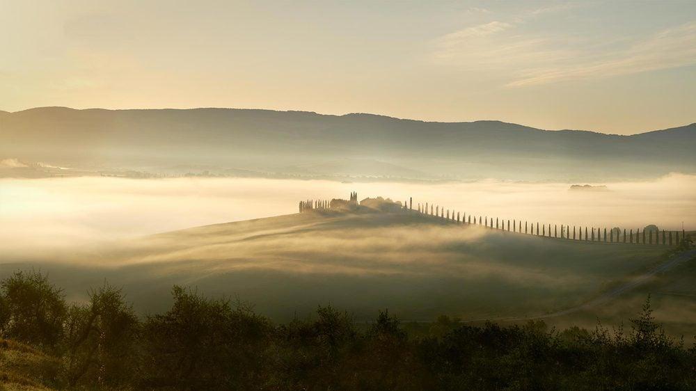 Tenuta Toscana - Sanoner - Bagno Vignoni